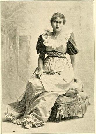 Daniel N. Morgan - Mary Huntington Morgan