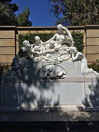 Mary Pickford Tomb.JPG