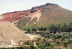 Mashava - King Mine, Mashaba