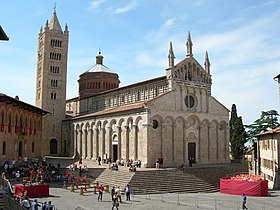 Image illustrative de l'article Cathédrale de Massa Marittima