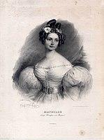 Mathilde, königliche Prinzessin von Bayern, 1833.jpg