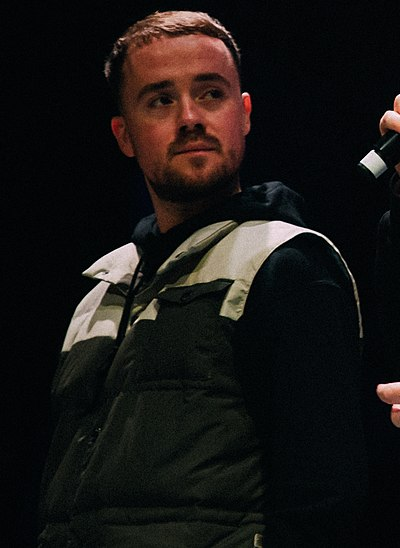 Picture of a band or musician: Maverick Sabre