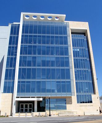 American Israel Public Affairs Committee - AIPAC headquarters in Mount Vernon Triangle, Washington, D. C.