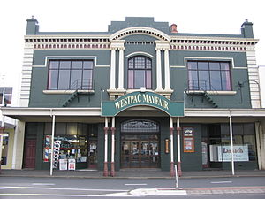 South Dunedin - The Mayfair Theatre, King Edward Street