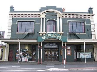 South Dunedin - The Mayfair Theatre, King Edward Street