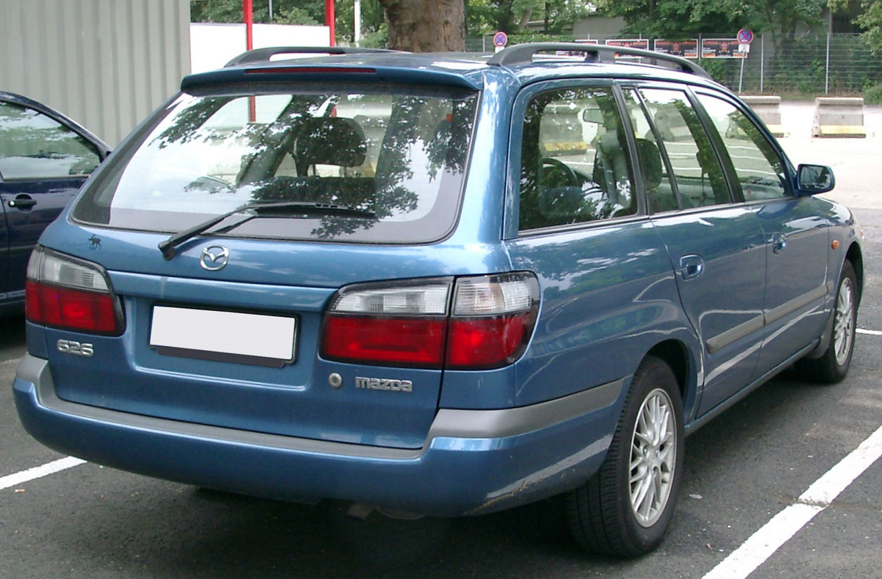 Mazda 626 (GW)