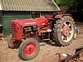 McCormick D-439 tractor in the Netherlands, 2011.jpg