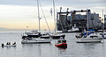 McCovey Cove during 2010 World Series Game 1 1.JPG