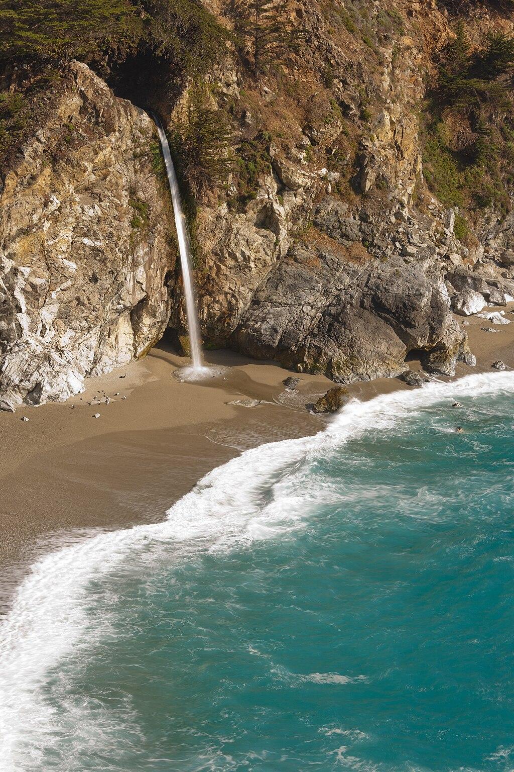 McWay Falls Big Sur May 2011 001