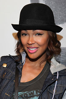 Meagan good sexy lips