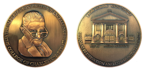 Albert Simons - Image: Medal combo front and back