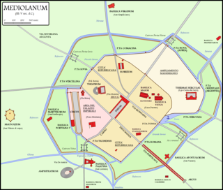 Battle of Mediolanum