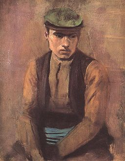 Mednyánszky, László - Day Labourer