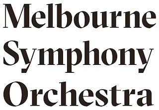 Melbourne Symphony Orchestra orchestra