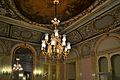 Menjador del Palau del Marqués de Dosaigües de València, llum.JPG