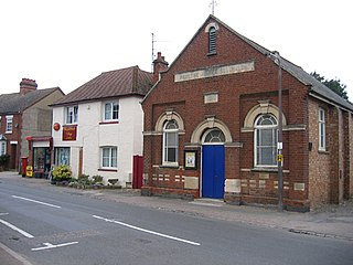 Meppershall village and civil parish in Bedfordshire, UK
