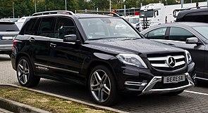 Mercedes Benz Glk Klass Vikipediya