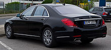510e5ac935 Mercedes-Benz S 500 short wheelbase (Germany)