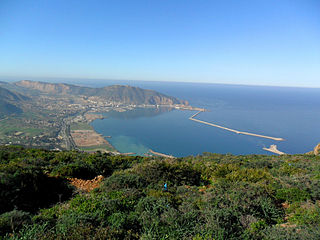 Mers El Kébir Municipality in Oran, Algeria