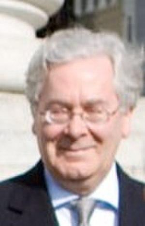 Mervyn King, Baron King of Lothbury