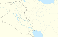 አሹር (ከተማ) is located in መስጴጦምያ