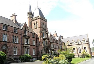 Methodist College Belfast - Methodist College Belfast - School House (A-Block)