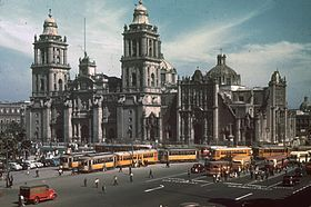 Image illustrative de l'article Cathédrale Métropolitaine de Mexico