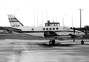 Mey-Air - Beechcraft King Air
