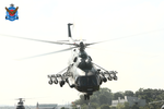 Mi-171Sh helicopter used by Bangladesh Air Force (10).png