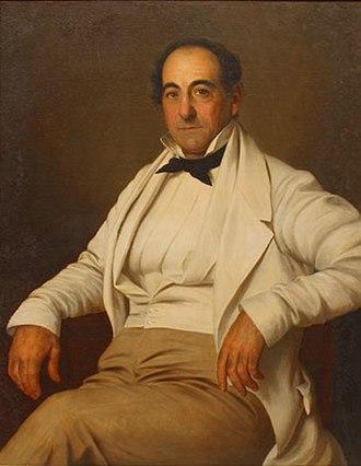 Jacques Amans - Image: Michel Douradou Bringier 1843 J Amans