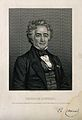 Michel Eugène Chevreul. Engraving by C. Cook after Maurin. Wellcome V0001106.jpg
