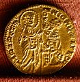 Michele morosini, zecchino, 1382.jpg