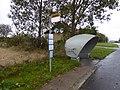 Midttrafik bus stop Egå Møllevej 02.jpg