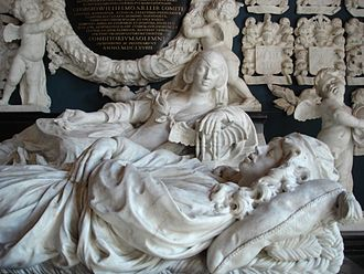 Rombout Verhulst - Tomb monument of Carel Hieronymus van In- en Kniphuizen