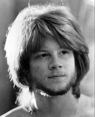 Michael Allsup - Allsup in 1971