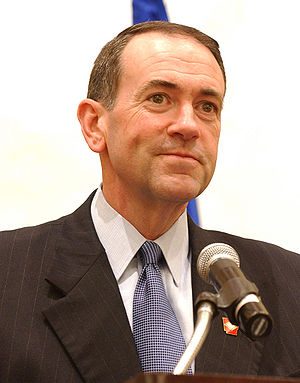 Huckabee in 2004
