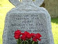 Milligan, Spike (headstone).jpg