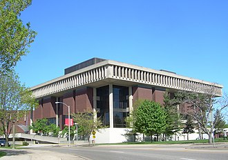 Illinois State University - Milner Library