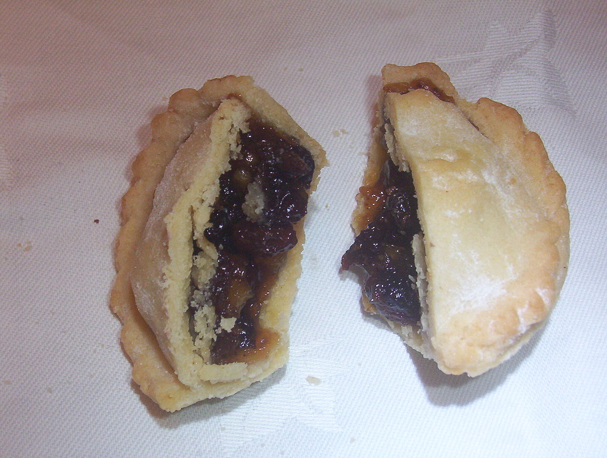 Mincemeat wikipedia for English mincemeat recipe