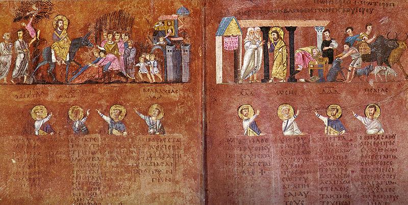 File:Miniuatura del codice purpureo, cattedrale di rossano calabro.jpg