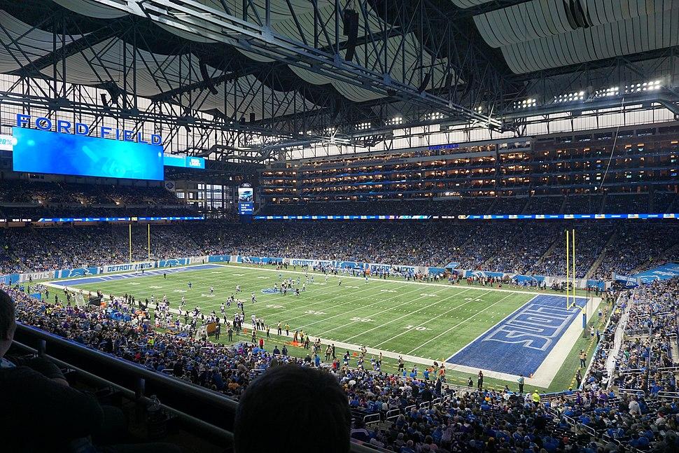 Minnesota Vikings vs. Detroit Lions 2018 03