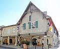 Miramont-de-Guyenne - Maison place de l'hôtel de ville -1.JPG