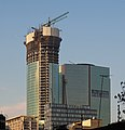 Mitikah tower from north Mexico City 2020.jpg