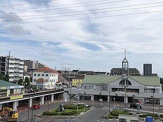 Miyoshi, Aichi City in Chūbu, Japan