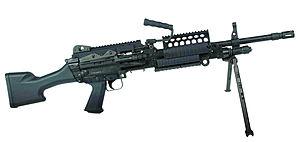 Mk 48 machine gun - Mk 48 Mod 0