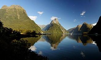 Southland, New Zealand - Fiordland National Park
