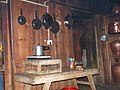 Modern and Tradional utensil in Nunthala Nepal.jpg