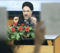 Mohammad Khatami speech in Faculty of Engineering - University of Tehran - December 6, 2004 (Cropped).png