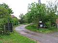 Molehill Farm Entrance - geograph.org.uk - 165282.jpg