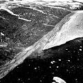 Moltke Glacier, Calving terminus, July 24, 1964 (GLACIERS 1693).jpg